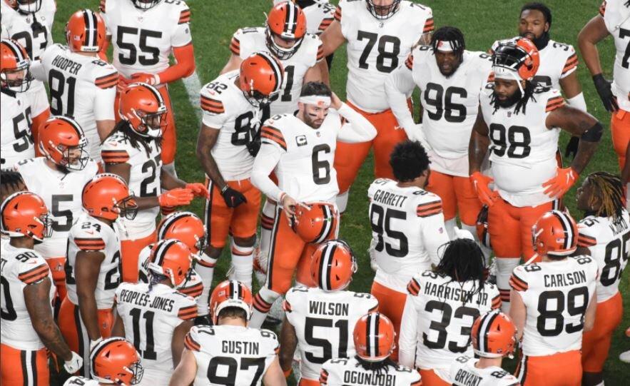 Los Browns sorprenden y eliminan a los Steelers nfl