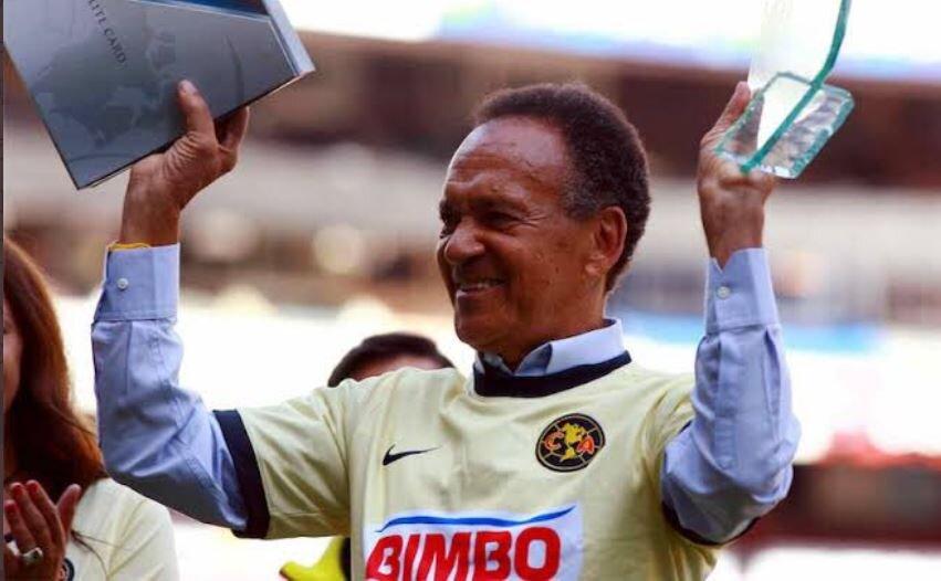 """Fallece José Alves """"El lobo solitario"""" a los 86 años de edad. quien jugó en el américa"""