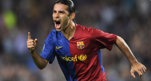El mexicano Rafael Márquez, ex jugador del Barcelona, fue contactado por la alta dirigencia para volver al equipo blaugrana