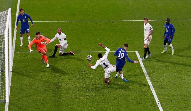 Chelsea supera al Real Madrid y avanza a la Final de la Champions